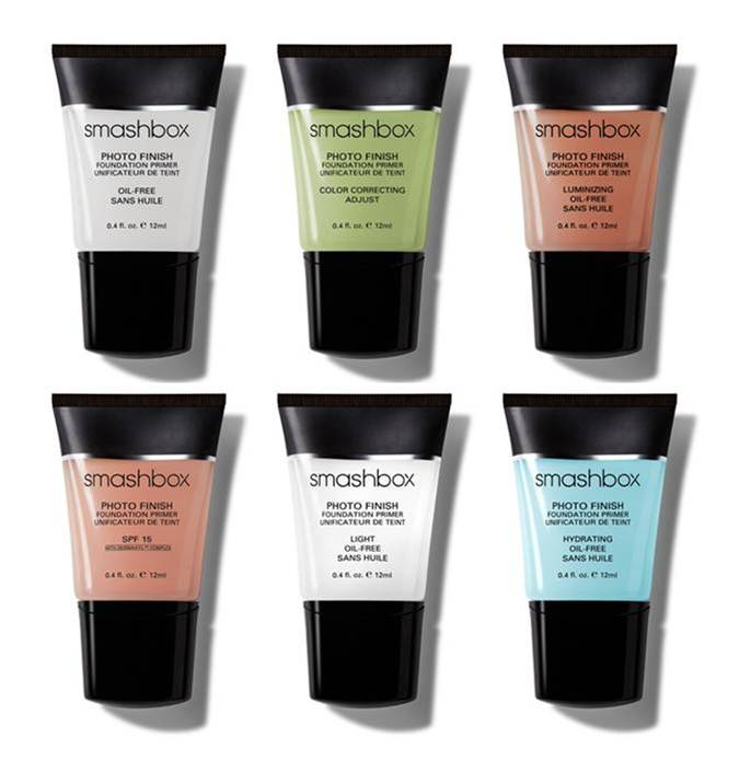 Smashbox Eye Liner Eye Shadow Face Primer Allgirlssite