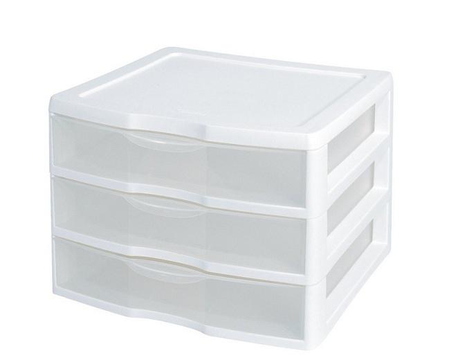 Clear Organizer