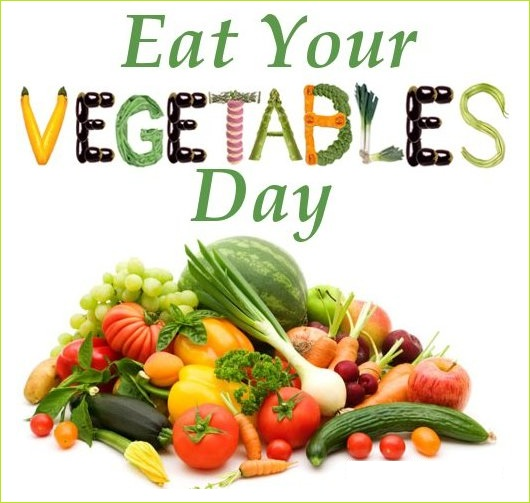 national-eat-your-vegetables-day